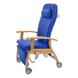 BE2105 Atlanta wooden mobile electrically reclining relax chair