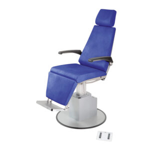 BE1160 Munich deluxe ENT Ophthalmic chair; lockable rotation