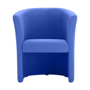 CA3711 Barra single tub chair, open front