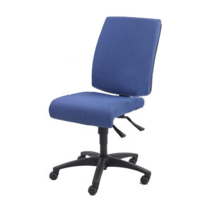 CA3105 Consultants chair, high backrest, no armrests