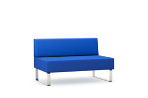 CA3836 Detroit double seat upholstered chair