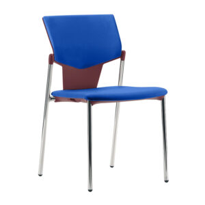 Gola Metal Frame Reception Chair Reception & Visitor Seating