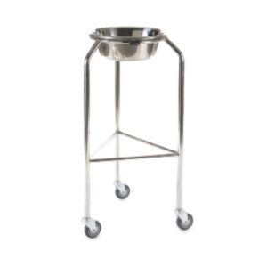 CA3751 Bowl stand, stainless steel, single (excludes bowl)