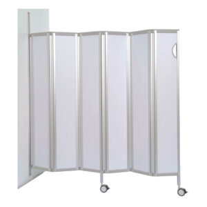 Premium Wall Mounted Folding Privacy Screens 5-Day Express Range