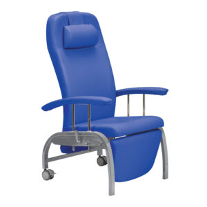 BE2035 Tucson reclining relax chair with large housekeeping castors