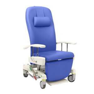 Tucson Height Adjustable Reclining Relax Chair High Comfort Patient Recliners