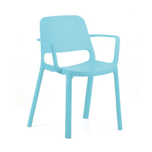Auburn Plastic Stacking Chair Reception & Visitor Seating
