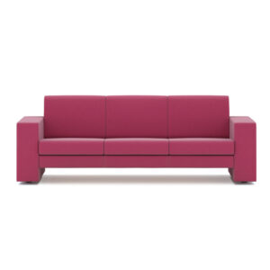 CA3777 Chandler three seat sofa with arms