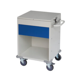 Compact Medical Notes Trolley 5-Day Express Range