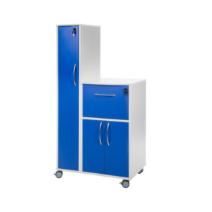 Dominica Bedside Cabinet with Wardrobe Unit Bedside Cabinets