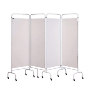 CA3354 4-section mobile screen, solid panel