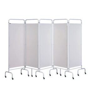 CA3355 5-section mobile screen, solid panel