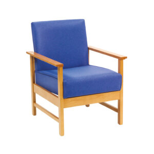 CA3162 Rona low-line chair, with armrests