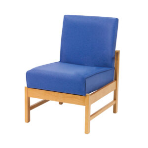 CA3161 Rona low-line chair, no armrests