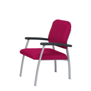 Arvada® Mid Back Patient Chair (Pink) Only 1 available Clearance