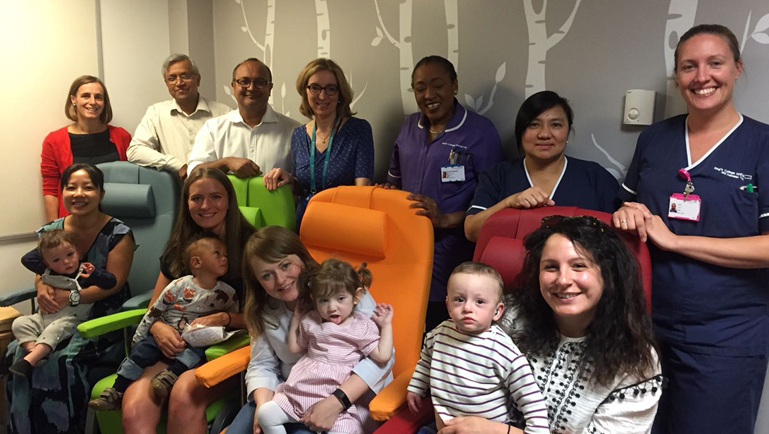 Tucson: The maternity and neonatal chair confirmed by users
