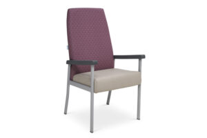 CA2020 Equala high back visitor chair