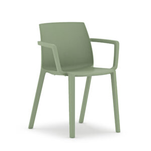 Aurora Plastic Stacking Chair Reception & Visitor Seating